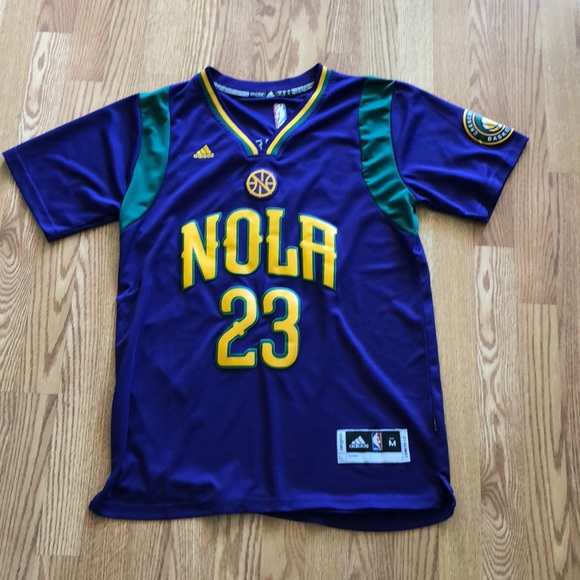 New Orleans Pelicans Jersey Anthony Davis